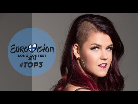 My UMK 2018 Top 3 (Eurovision Finland)(With Comments and Ratings)