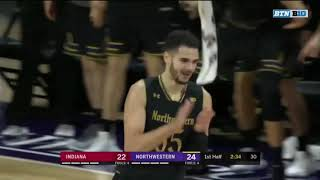 Men's Basketball - Indiana Game Highlights (1/22/19)