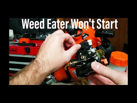 Carburetor Cleaning And Tune Up -  How To Adjust Non-Adjustable Carb
