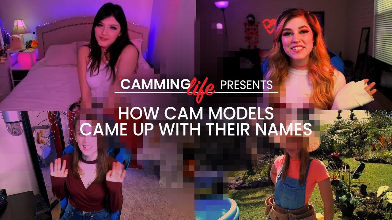 How To Be A Cam Model