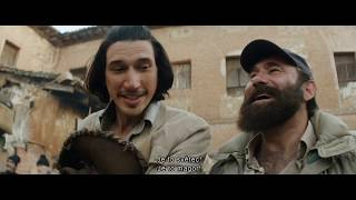 Muž, který zabil Dona Quijota (2018), HD trailer, cz titulky