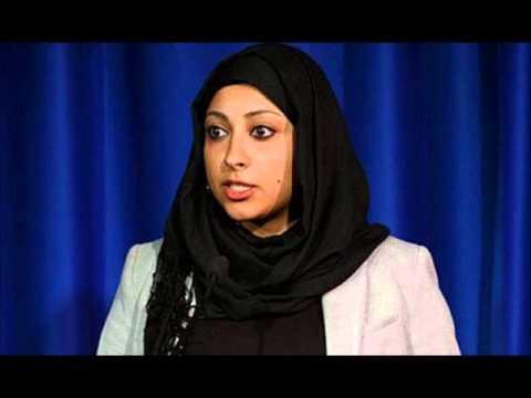 Maryam Alkhawaja on Irish radio talking about protests ban in Bahrain