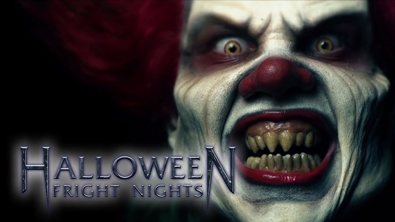 ARE YOU N° 13 - Halloween Fright Nights 2013 - YouTube