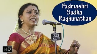 Sudha Ragunathan  Classical Vocal - Magic Voice Of Sudha - Kavadi Chindhu (Senni Kula Nagar Vaasan)