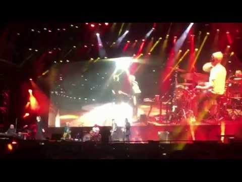 Rolling Stones - Sympathy For The Devil (Zip Code Tour, Live in Quebec City, Canada) July 2015