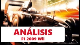 Vídeo análisis/review F1 2009 - Wii