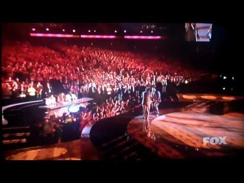 Casey Abrams with Jack Black, Fat Bottom Girls, American Idol Finale, Season 10