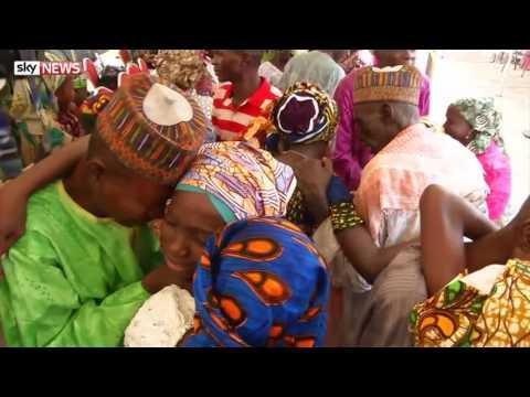 Boko Haram released 80 kidnapped girls