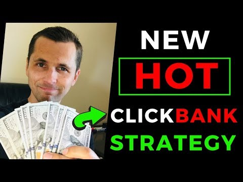 FREE Clickbank Strategy 👉 To Make Money Fast (2020)