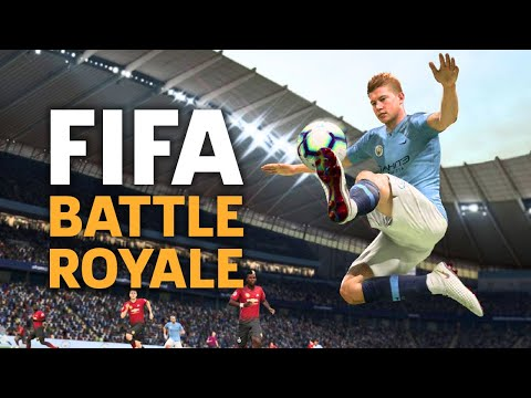 FIFA  Battle Royale - Survival Mode Gameplay
