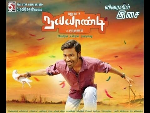 Naiyaandi │ Tamil Movie Review │ Dhanush, Nazriya Nazim, Soori