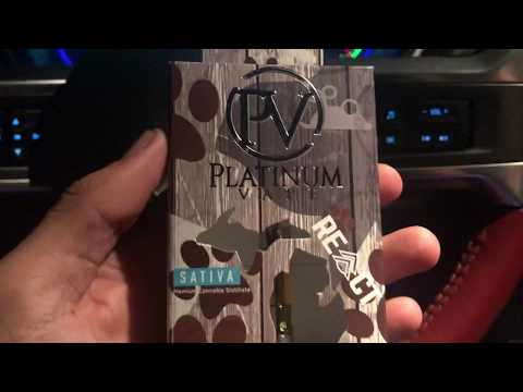 THE NEW PLATINUM VAPE REACT ANIMAL COOKIE (OFFICIAL REVIEW)