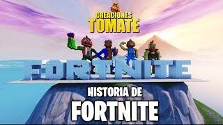 Historia de Fortnite - Creaciones Tomate - Episodio 9