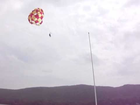 Fly High with Parasailing Adventures Lake George NY