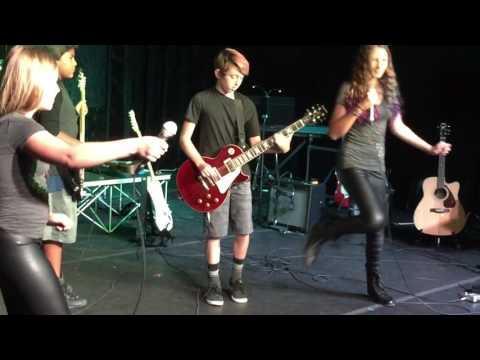 Garden Street Academy- Rock Show