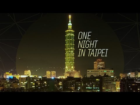 One Night In Taipei (Chillout Mix) - Johnny Fiasco