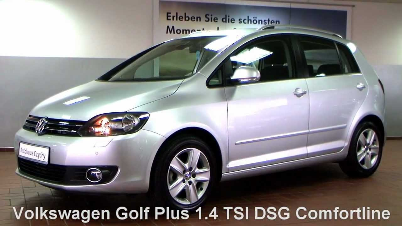 volkswagen golf plus 1 4 tsi dsg comfortline 2010. Black Bedroom Furniture Sets. Home Design Ideas