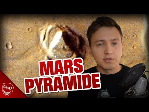 Alien Pyramide auf dem Mars? Die gruseligen Mars-Funde!