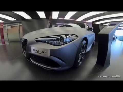 Alfa Romeo Giulia Quadrifoglio N RING [WALKING AROUND]