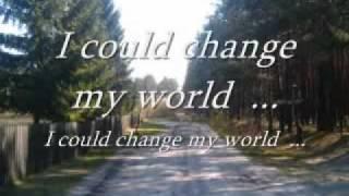 Change My World By Moya Brennan