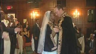 The First Dance of Ethiopian & Austrian Wedding at The Pratt Mansions 5th Avenue Manhattan NYC NY