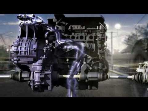 Ford Fusion Hybrid Powertrain