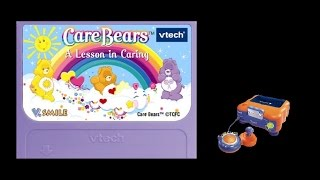 Care Bears: A Lesson in Caring (V.Smile) (Playthrough) Learning Adventure