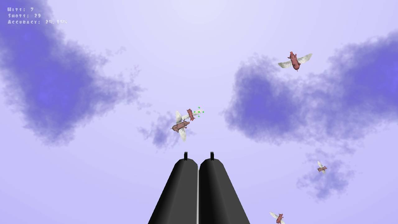 when pigs fly 3d screen saver youtube