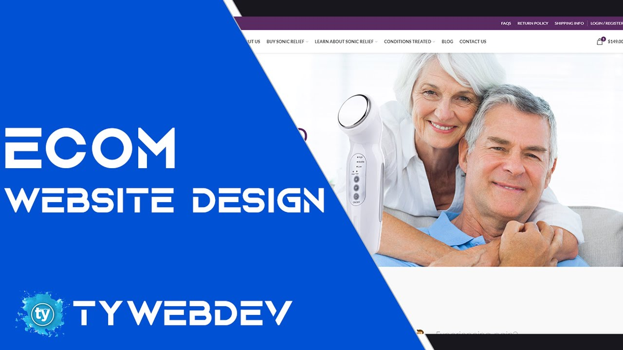 Professional eCommerce Website Design & Development | WooCommerce | WordPress | TYWebDev