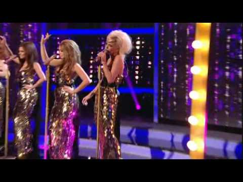 The X Factor - Celebrity Guest 2 - Girls Aloud |