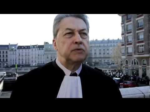 Me Comte, avocat du Dr. Mourad Dhina