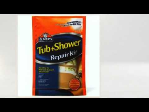 Tub and shower repair kit - YouTube