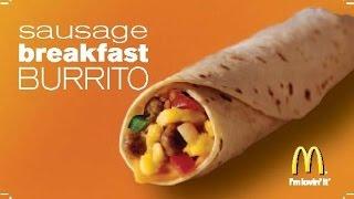 Mcdonald's Breakfast Burrito (vegan)
