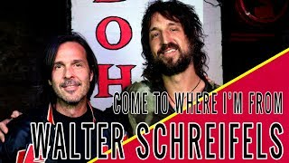 WALTER SCHREIFELS (QUICKSAND, GORILLA BISCUITS): Come To Where I'm From Podcast Episode #60