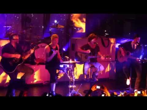 The Rasmus - Chill Acoustic @ Tavastia, 20.10.2012, HD Quality