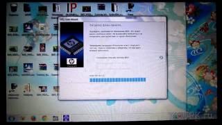 видео Как обновить BIOS на ноутбуке