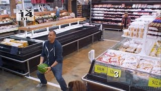 Impractical jokers | 20 Pounds Water melon Catch attempted | Full HD