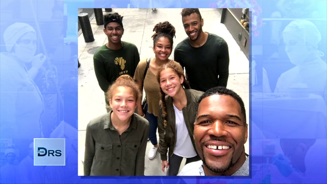 'GMA' Co-Host Michael Strahan Tests Positive For Covid-19; He Is ...