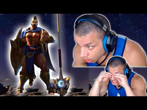 Tyler1 Reacts To Pantheon Gameplay Preview