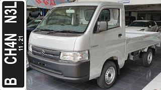 In Depth Tour Suzuki Carry Flat Deck AC+PS [HDC61T] - Indonesia
