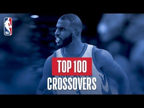 Top 100 Crossovers: 2017-2018 NBA Season