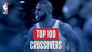 Top 100 Crossovers: 2017-2018 NBA Season