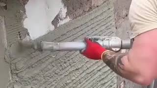 Awesome way for Cement plastering !! | Civil Engineering | Civil Science