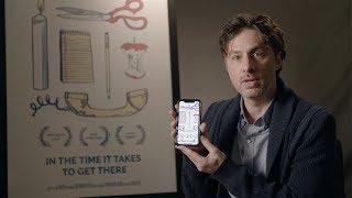 Behind the #MoviePosterMovie Contest with Zach Braff | Adobe Creative Cloud
