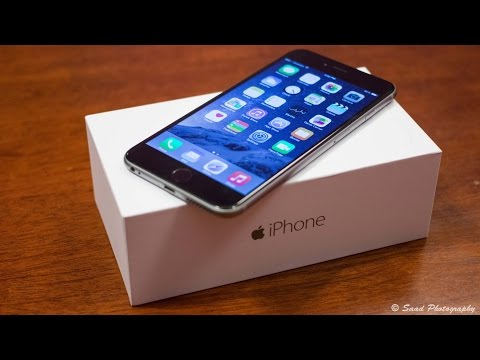 iPhone 6 Plus Unboxing & Initial Configuration (Urdu / Hindi)