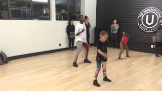 Move - Little Mix ft. Khiy Khiy and Anaiah (Choreo by Irvin Alexander)