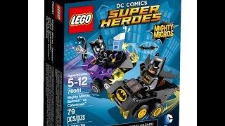 LEGO Super Heroes 76061 Бэтмен против Женщины‑кошки . Инструкция по сборке