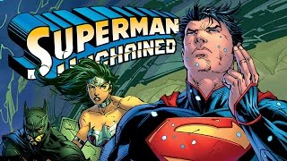 Behind-The-Scenes: Jim Lee & Scott Snyder Creating Superman Unchained