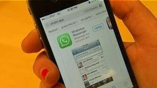 Masood sent message on WhatsApp before London attack