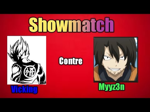 Showmatch Vicking Contre MYYZ3N POV VICKING